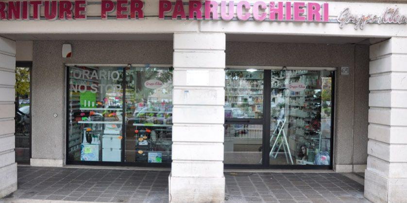 negozi per forniture parrucchieri